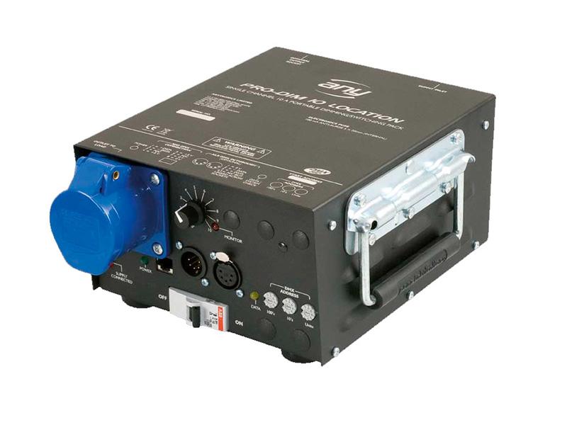 Anytronics Pro-Dim 10 Location DMX Lighting Dimmer