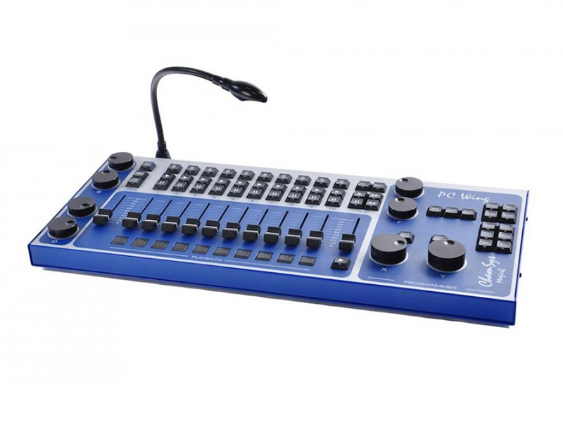 Chamsys MagicQ PC Wing Compact Lighting Desk