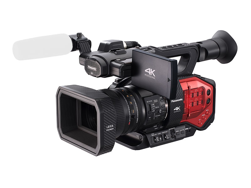 Panasonic AG-DVX200 4K Camera Hire