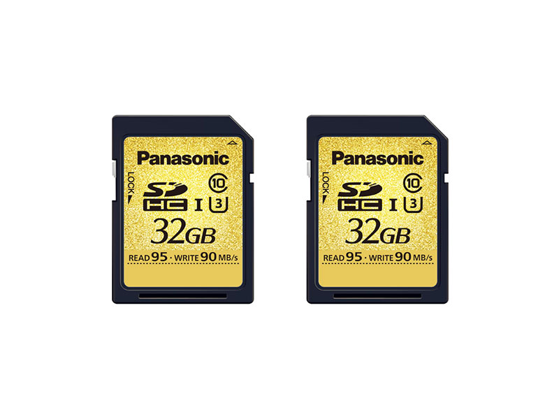 Panasonic DVX200 Camera SD Card Hire