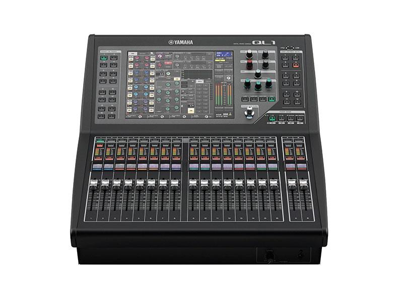 Yamaha QL1 Digital Audio Mixing Desk Hire