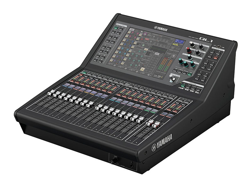 Yamaha QL1 Digital Desk Hire