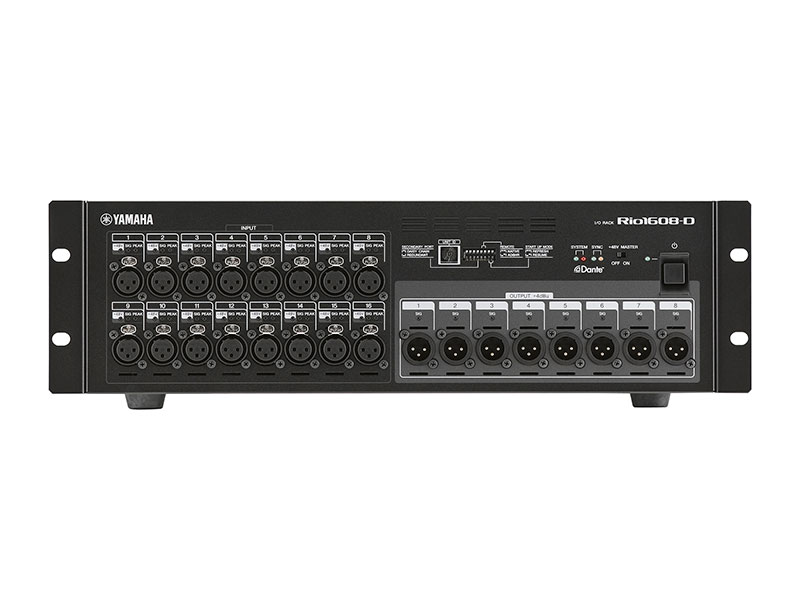 Yamaha Rio 1608 Digital Stage Box