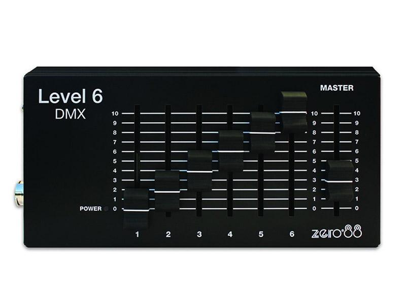 Zero 88 Level 6 DMX Lighting Desk