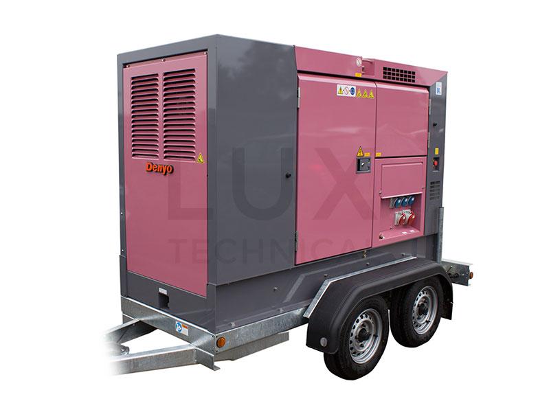 Denyo EVENTA 60kVA Generator Hire