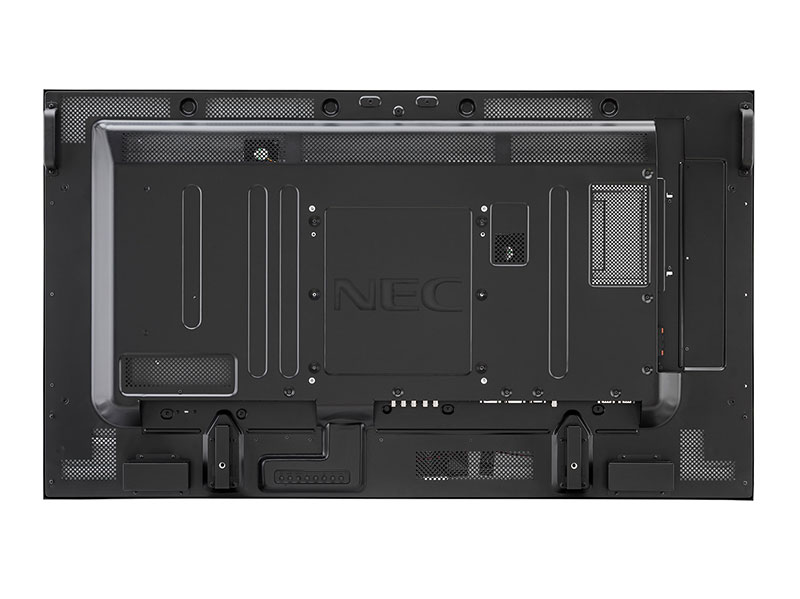 NEC V552 55`` LCD Display Screen Rear Hire