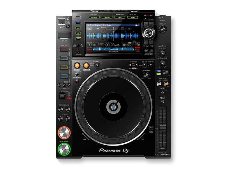 Pioneer CDJ 2000 Nexus 2 DJ Deck Hire