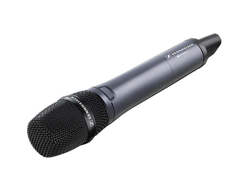 Sennheiser SKM 300 835 G3 - Handheld Radio Microphone Hire