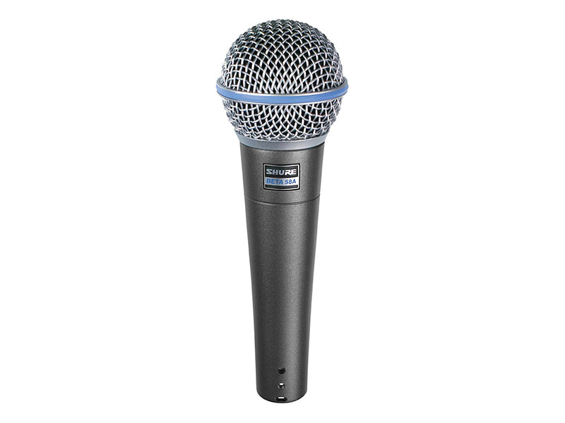 Shure Beta 58A Microphone Hire