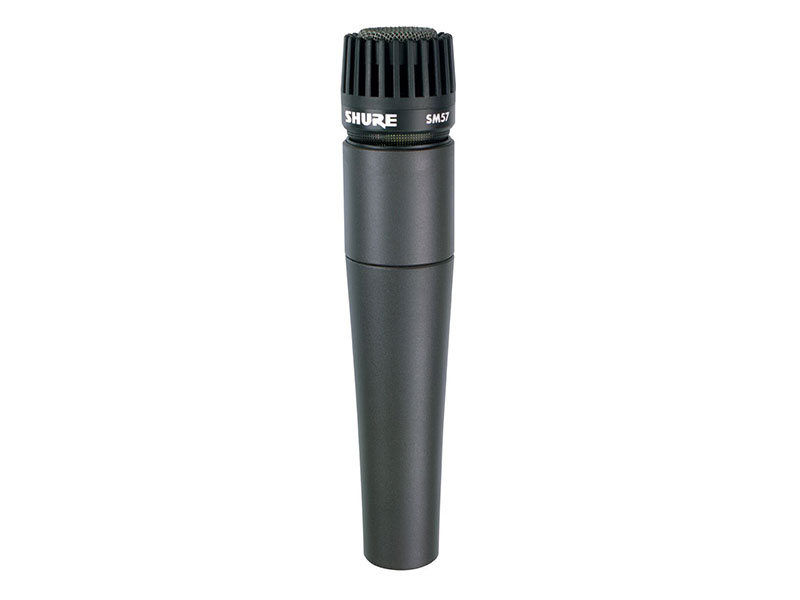 Shure SM57 Microphone Hire