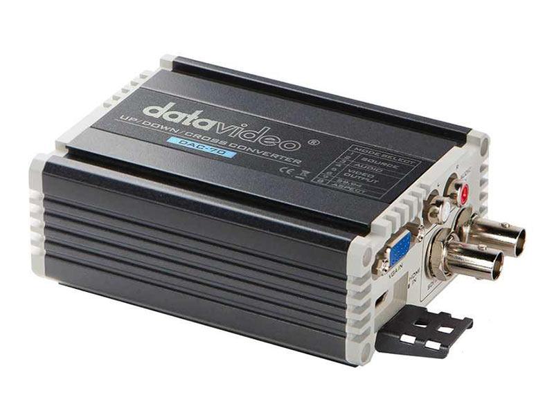 Datavideo DAC-70 Up / Down / Cross Converter Hire
