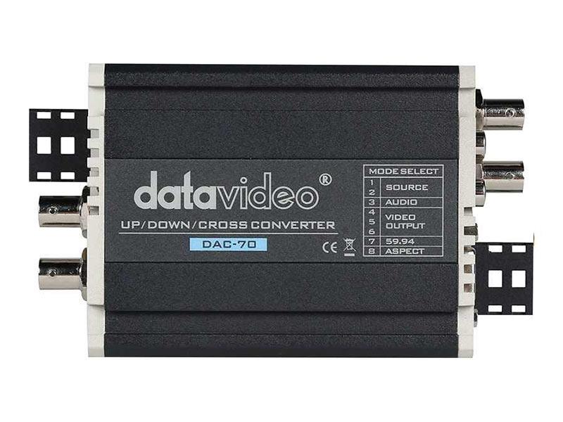 Datavideo DAC-70 Up / Down / Cross Converter Top Hire