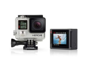 GoPro Hero 4 Silver Camera Hire