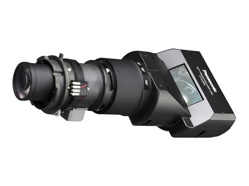 Panasonic ET DLE030 Ultra Short Throw Lens Hire