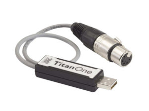 Avolites Titan One Dongle Hire