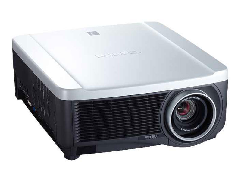 Canon XEED WUX6000 Projector Hire