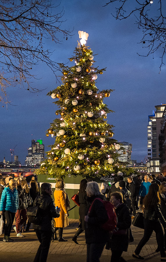 LUX Technical, London, Southbank Installation, Carlsberg, Lager Brand, Branding, Product Launch, Christmas Tree, Festive Project, Kit & Caboodle, Event Planner, Event Management, Giant Installation, Pop Up, Social Media, Tagging