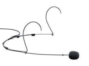DPA 4088 Directional Headset Microphone in Black Hire