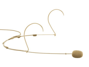 DPA 4088 Directional Lavalier Microphone in Beige Hire