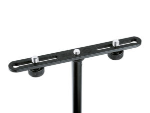 K & M 2 Way Microphone Bracket Hire