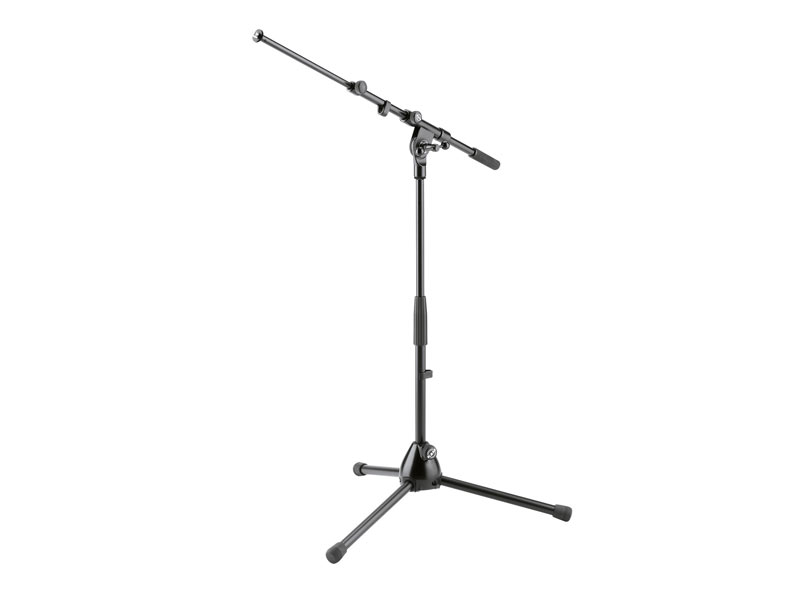 K & M Short Microphone Stand Hire