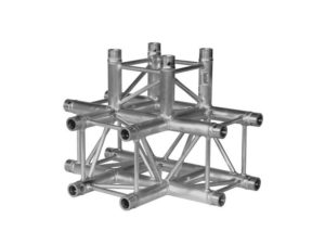 Prolyte H30V Square Truss - 4 Way Corner Hire