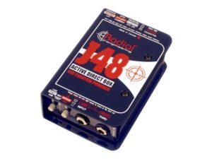 Radial J48 Active DI Box Hire
