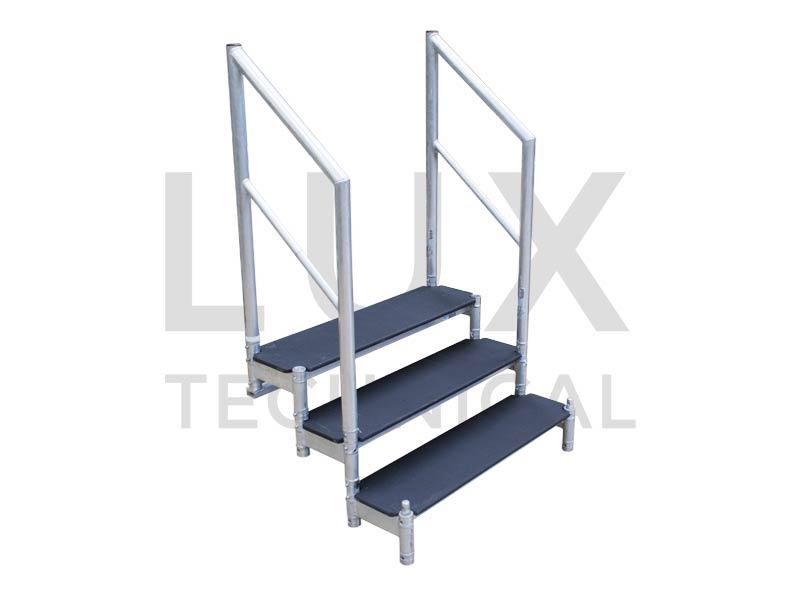 LiteDeck 3 Step Tread Unit Hire