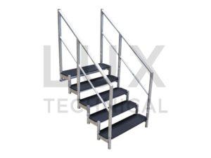 LiteDeck 5 Step Tread Unit Hire