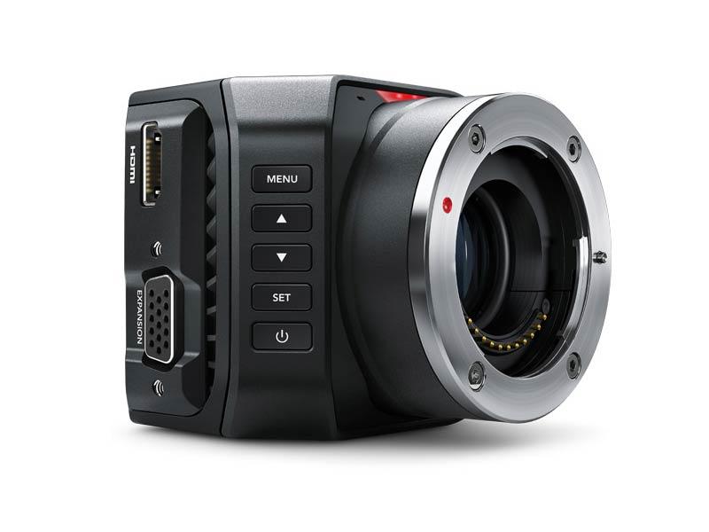 Blackmagic Micro Studio Camera 4K Hire