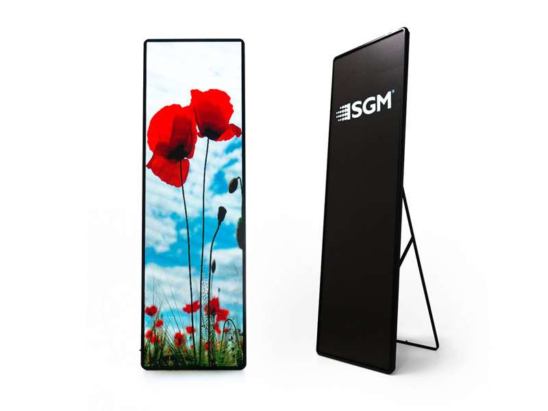SGM Uniko LED Video Poster Hire