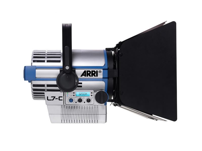 ARRI L7-C LED Fresnel Side View