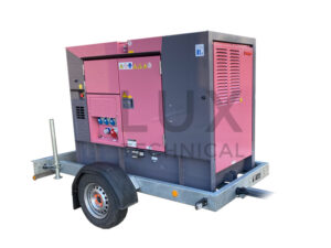 Denyo EVENTA 37 Ultra Silent Generator