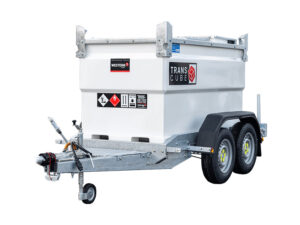 Western Transcube TCG20 Road Tow Fuel Bowser